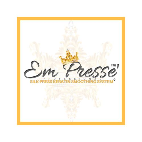 Em Presse\' Silk Press Keratin Smoothing System